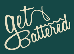 Get Battered Fish & Chips logo